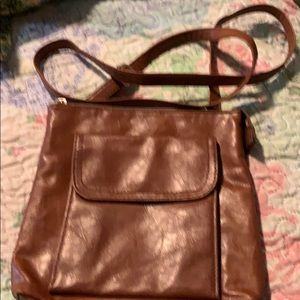 Brown crossbody bag new